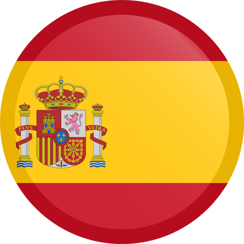 spain-flag-button-round-small